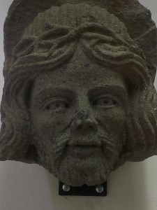 """Volto Etrusco"""