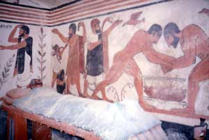 museo etrusco tarquinia